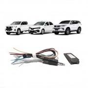 Interface Controle Volante Toyota Acanry Etios Hilux Rav4 Sw4 Todos Zendel