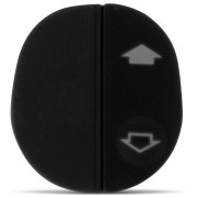 Interruptor Simples do Vidro Elétrico para Ford Courier Fiesta Ka