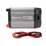 Inversor De Voltagem 1200w 12v 220v Tech One