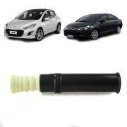 Kit amortecedor traseiro Peugeot 308 2012 em diante Peugeot 3008 2010 em diante Citroen C4 pallas 2008 a 2013