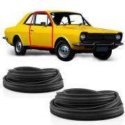 Kit Borracha da Porta Ford Corcel Belina 2 Portas