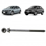 Kit de Parafuso de Cabeçote Vw Fox Gol Golf Polo TCross UP Virtus Voyage 3 cilindros