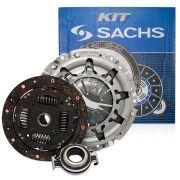 Kit Embreagem Sachs 19 Estrias Toyota Etios 1.3 1.5 16v Flex 2012 em diante
