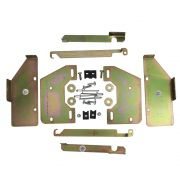 Kit Suporte para Trava Elétrica Gm Astra 4 Portas