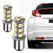 Lâmpada 2 Polos 18 LED Smd Lanterna Traseira e Luz de Freio Par