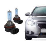 Lâmpada Alper H11 12V 55W 4200K Crystal Blue Power