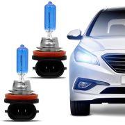Lâmpada Automotiva Farol H9 12V 55W 8500K
