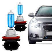 Lâmpada Certa H11 12V 4200K 55W Super Branca Par