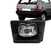 Lanterna de Placa Mitsubishi L200 até 2001 Fiat Uno Todos