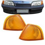 Lanterna Dianteira Pisca Chevrolet Monza SL SLE 1991 em Diante Ambar Lado Direito