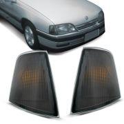 Lanterna Dianteira Pisca Chevrolet Omega Suprema 1992 a 1998 Fume Lado Direito