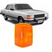 Lanterna Dianteira Pisca Chevrolet Opala Caravan 1980 a 1987 D20 D40 Veraneio 1986 a 1992 Ambar Lado Direito