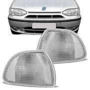 Lanterna Dianteira Pisca Fiat Palio Siena 1996 a 2000 Cristal Lado Direito 96110