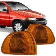 Lanterna Dianteira Pisca Fiat Palio Siena Weekend Todos Até 2002 Ambar Lado Direito