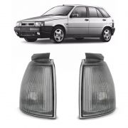 Lanterna Dianteira Pisca Fiat Tipo 1995 em Diante Cristal Lado Direito