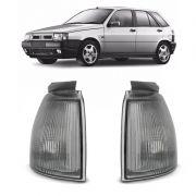 Lanterna Dianteira Pisca Fiat Tipo 1995 em Diante Fume Lado Esquerdo