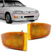 Lanterna Dianteira Pisca Ford Escort Verona 1993 em Diante Ambar Lado Esquerdo