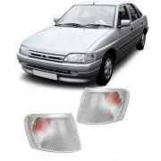 Lanterna Dianteira Pisca Ford Escort Verona 1993 em Diante Cristal Lado Esquerdo