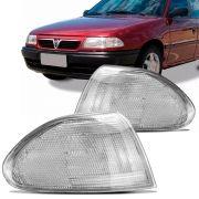 Lanterna Dianteira Pisca Gm Astra 1993 a 1998 Cristal Lado Esquerdo