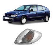 Lanterna Dianteira Pisca Renault Megane Scenic 1996 a 1999 Cristal Lado Esquerdo