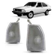 Lanterna Dianteira Pisca Volkswagen Passat 1979 a 1982 Cristal Lado Esquerdo