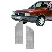 Lanterna Dianteira Pisca Volkswagen Passat Pointer 1985 a 1988 Cristal Lado Esquerdo