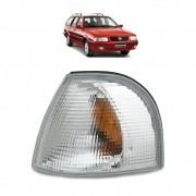 Lanterna Dianteira Pisca Volkswagen Santana Quantum 1998 em Diante Cristal Lado Direito