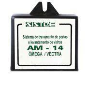 Levantamento de Vidro Sistec AM 14 para Ômega, Vectra e Golf Antigo