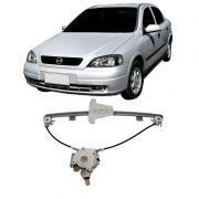 Máquina de Vidro Elétrico Chevrolet Astra Hatch 2 e 4 Portas Sedan 1998 a 2002 Esquerdo sem Motor