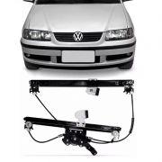 Máquina de Vidro Elétrico Dianteira Volkswagen Gol Parati Saveiro G2 G3 G4 4 Portas Esquerdo