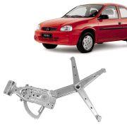 Máquina de Vidro Elétrico Gm Corsa 1994 a 2001 2 Portas Lado Esquerdo sem Motor