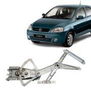 Máquina de Vidro Elétrico Gm Corsa G2 2002 a 2012 Montana G1 2004 a 2010 Lado Direito sem Motor