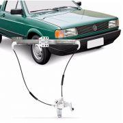 Máquina de Vidro Elétrico Volkswagen Gol Parati Voyage Saveiro 1985 a 1994 2 Portas Direito sem Motor