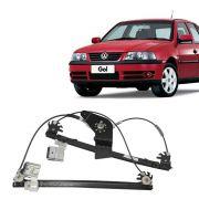 Máquina de Vidro Mecânica Vw Gol Saveiro Parati G2 G3 G4 1997 a 2003 4 Portas Lado Direito