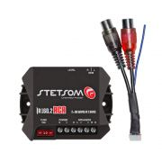 Módulo Amplificador Digital Stetsom Iron Line IR160.2 RCA 160W Rms 2 Canais 2 Ohms