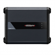 Módulo Amplificador SounDigital  SD1600 1D2 EVO 4.0 1600W Rms 1 Canal 2 Ohms