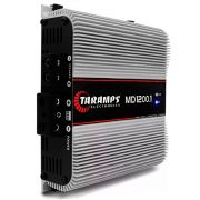 Módulo Amplificador Taramps MD1200.1 2Ohms 1200W Rms 2 Ohms 1 Canal
