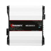 Módulo Amplificador Taramps MD3000 3000 Rms 1 Canal 2 Ohms