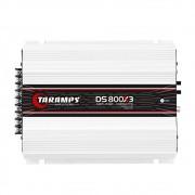 Módulo Amplificador Taramps SD800X3 800 Rms 3 Canais 2 Ohms