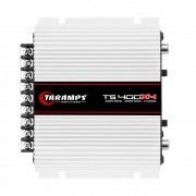 Módulo Amplificador Taramps TS 400X4 400 Rms  4 Canais 2 Ohms