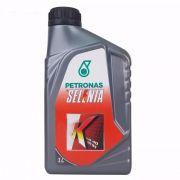 Óleo para Motor Semi-sintético Selenia 15W40 APU SN Petronas 1 Litro
