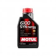 Óleo para Motor Sintético Motul SYN-NERGY 5W30 API SERVICE SL ACEA A3/B4 Motul 1 Litro