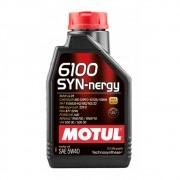 Óleo para Motor Sintético Motul SYN-NERGY 5W40 API SN/CF Motul 1 Litro