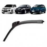 Palheta Dianteira 15 Polegadas Gm Omega Sonic Citroen AirCross Fiat Idea Uno Evo Ford New Fiesta Honda Fit