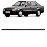 Pestana Externa do Vidro da Porta Ford Escort Logus 1993 em diante Lado Direito