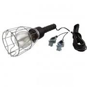 Rabicho de Luz 12V p/ Bateria com lampada