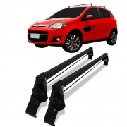 Rack Teto Travessa Fiat Palio Novo Siena 4 Portas 2012 a 2020