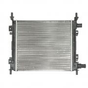 Radiador do Motor Ford Ka 1.0 1.6 Rocam 2000 a 2008 Com Ar Condicionado