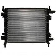 Radiador do Motor Ford Ka 1.0 1.6 Rocam 2000 a 2008 Com Ar Condicionado Ref.12589