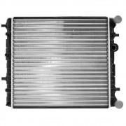 Radiador do Motor Vw Fox 1.0/1.6 Polo 1.6 2003 a 2006 Com Ventilador eletromagnético RV2516